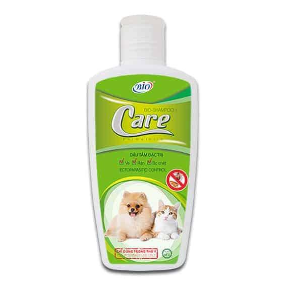 sữa tắm cho mèo