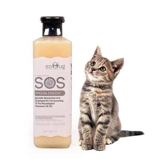 sữa tắm cho thú cưng