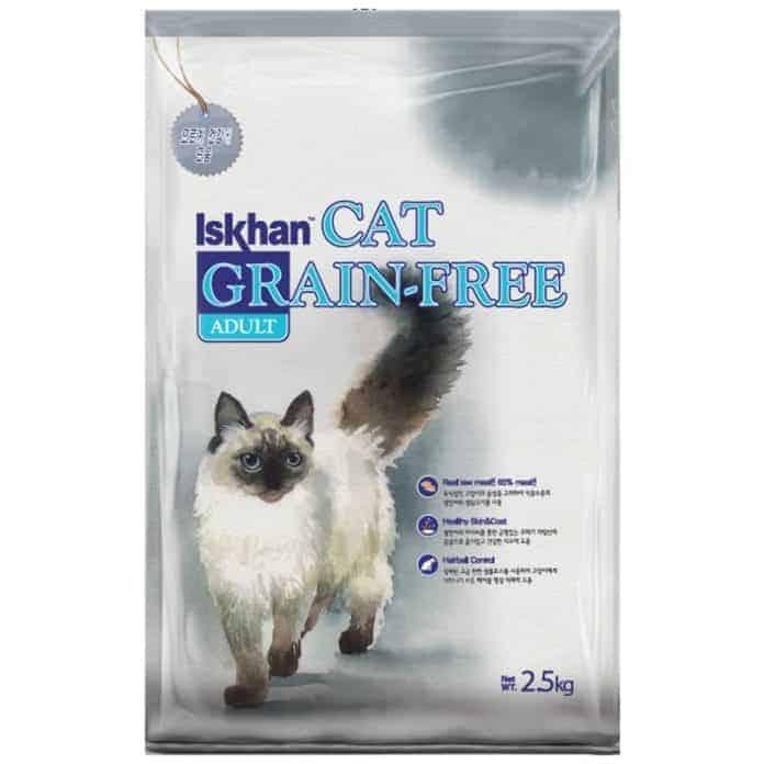 mèo ăn gì